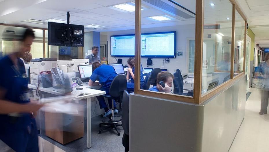 Программа DrDoctor помогает лондонской больнице существенно снизить затраты