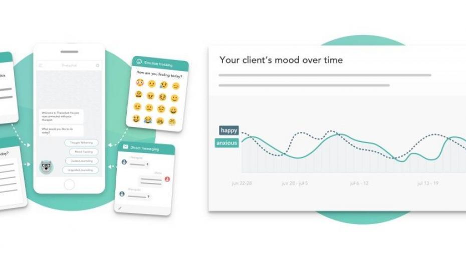 Therachat: умный инструмент для терапии в сфере психических заболеваний