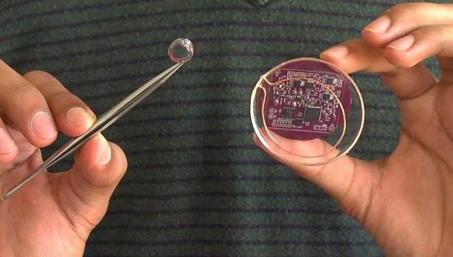 Революционная технология позволяет имплантатам общаться со смартфоном