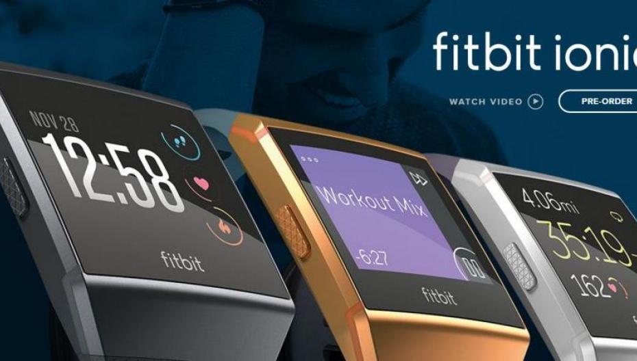 Контролировать уровень сахара при помощи часов Fitbit