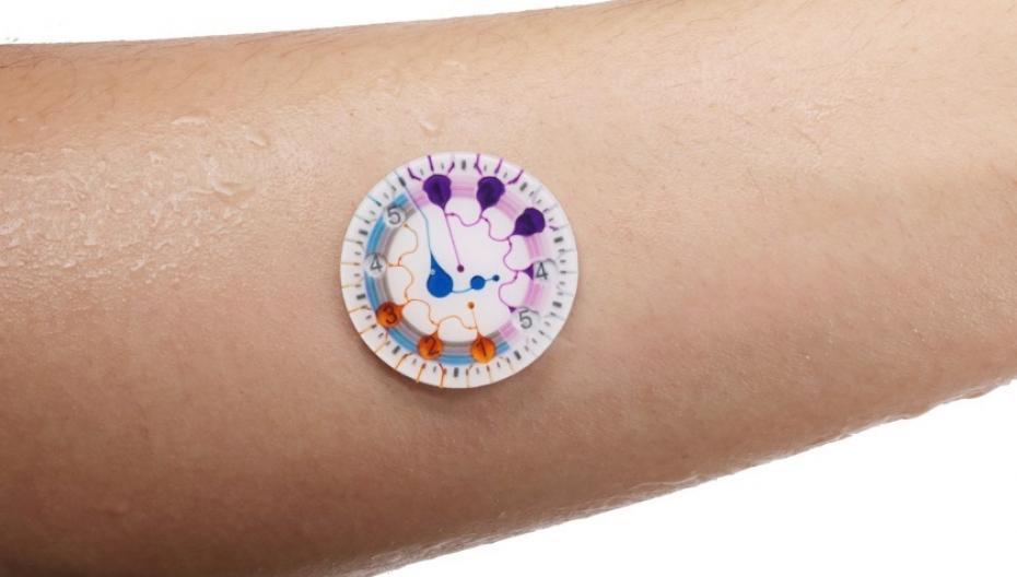 Носимый сенсор для диагностики кожных заболеваний от LEO Pharma