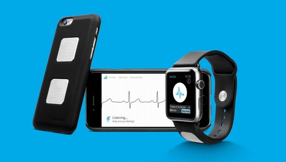 AliveCor будет следить за факторами риска наступления инсульта