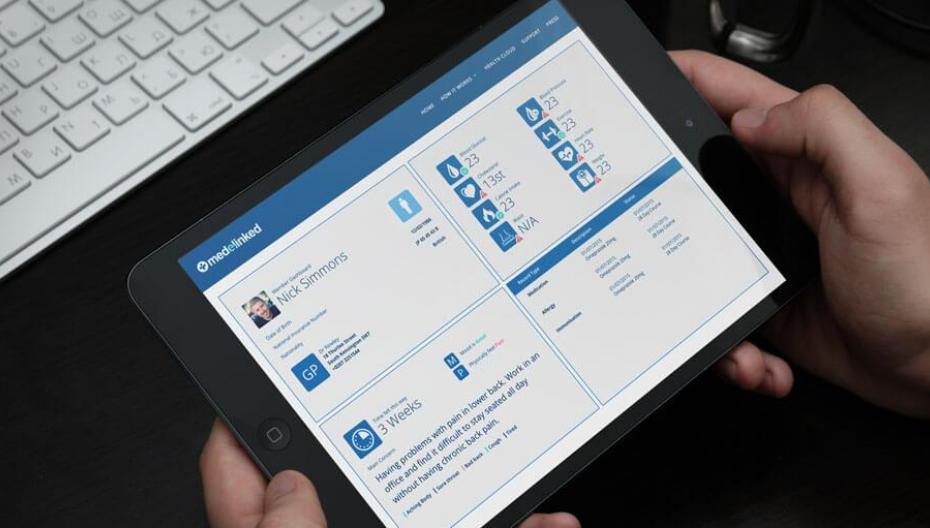 Medelinked: телемедицинская платформа с системой проверки симптомов