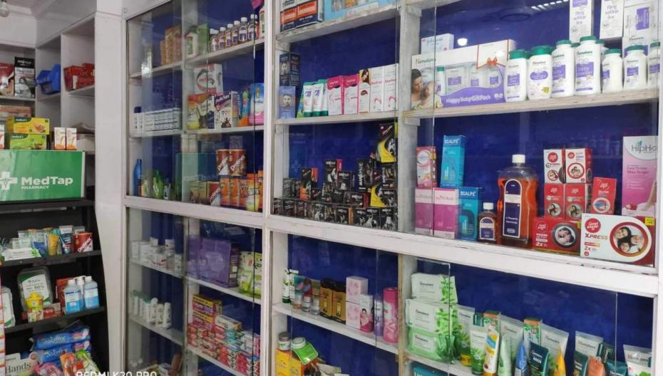 Приложение, отвечающее на вопросы, касающиеся лекарств