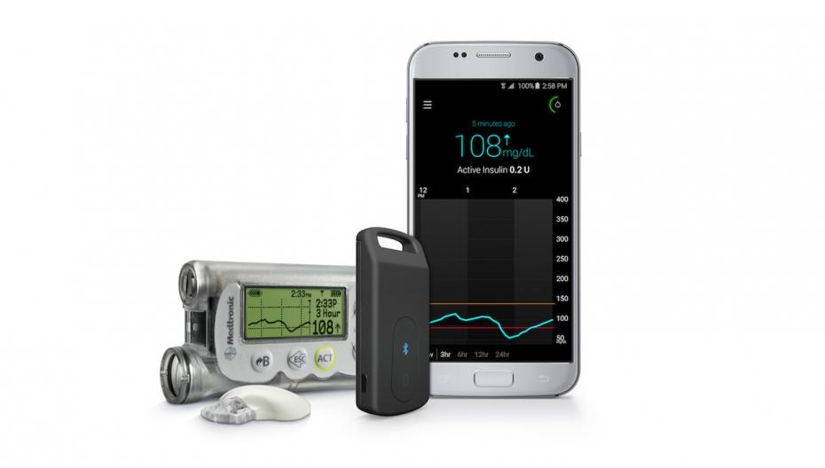 Medtronic выпустила приложение для мониторинга сахара на базе Android