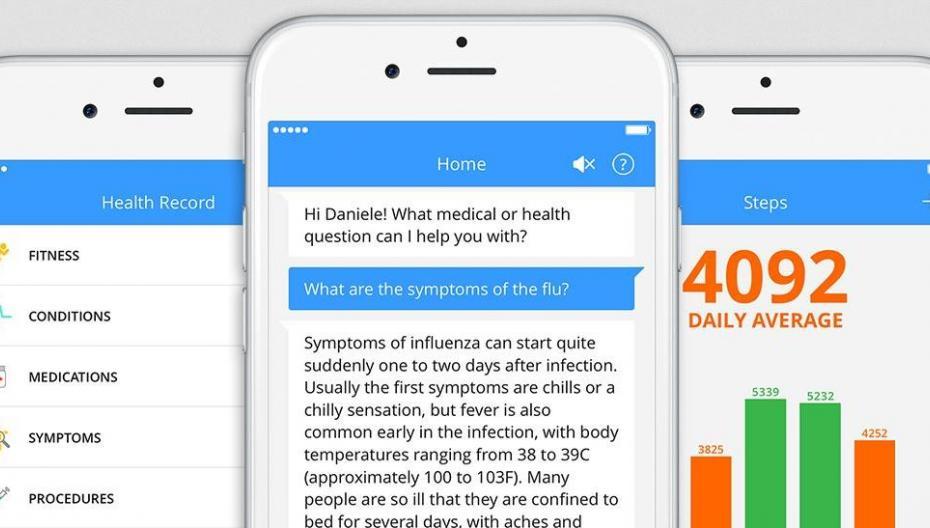 Виртуальный ассистент, который ответит на все ваши вопросы о здоровье