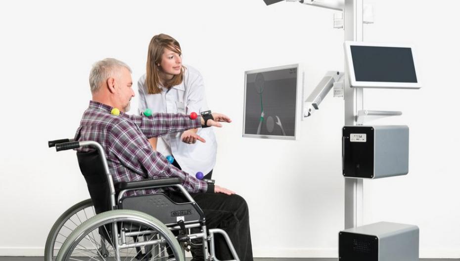 Виртуальная реальность для пациентов после инсульта