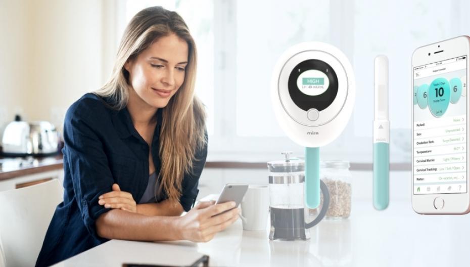 Монитор фертильности на базе искусственного интеллекта уже в продаже