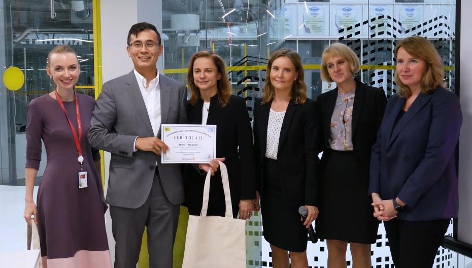 Определены победители конкурса AstraZeneca-Skolkovo Startup Challenge 2019