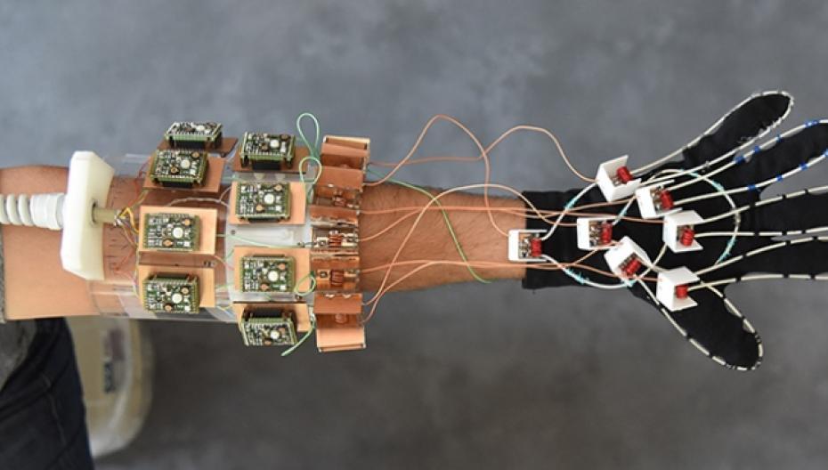 Носимый МРТ-детектор