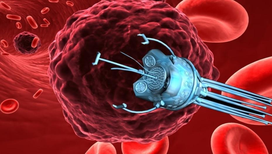 Микро-роботы в нашем теле