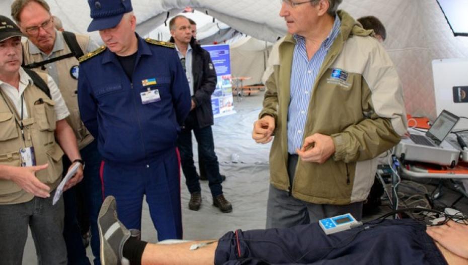 НАТО создала телемедицинскую систему для чрезвычайных ситуаций