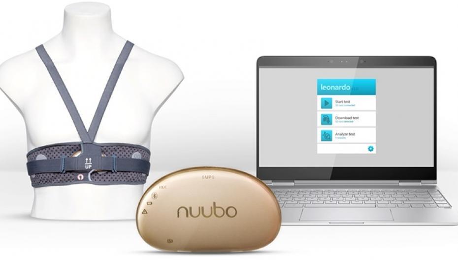 Nuubo: Система круглосуточного ЭКГ-мониторинга