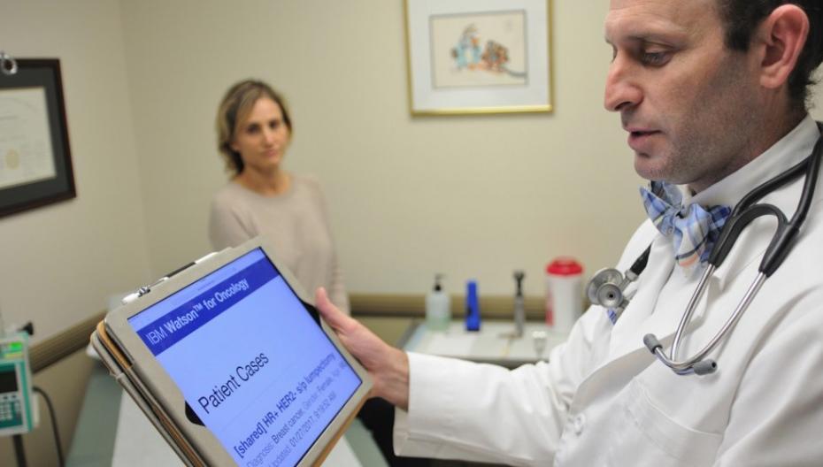 IBM Watson как второе врачебное мнение