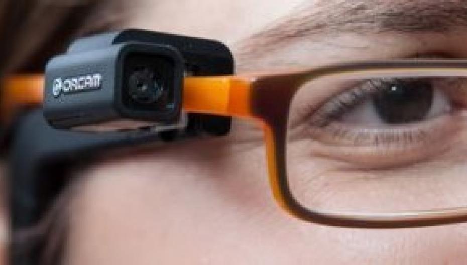 Устройство для слабовидящих анализирует лица, голоса, окружение