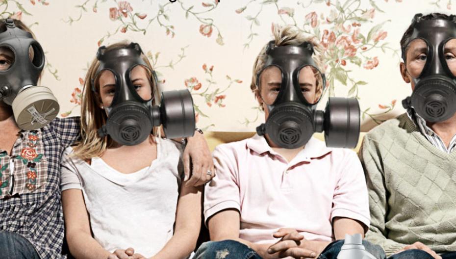 Носимое устройство защищает от патогенов в воздухе. И это не противогаз