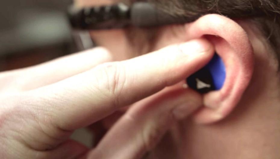 Ухо как биологический эквивалент USB-порта