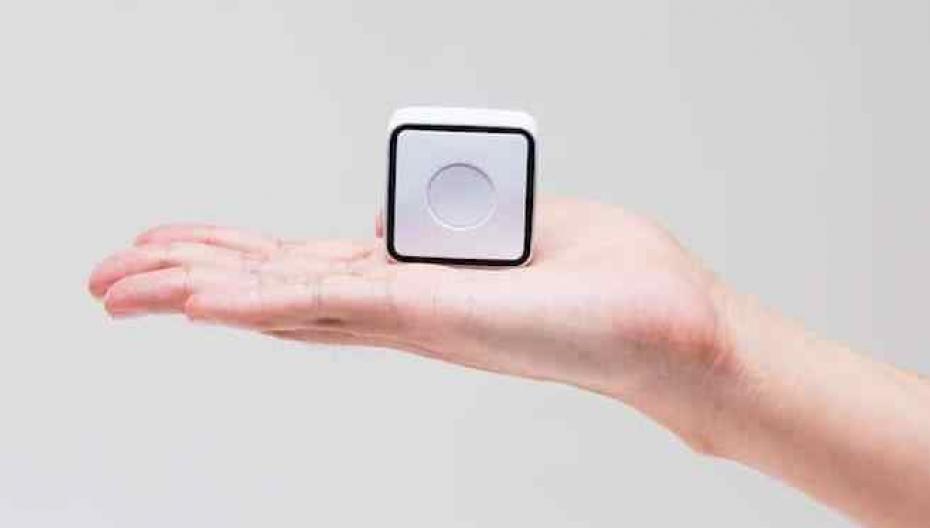 Монитор качества воздуха в вашей руке