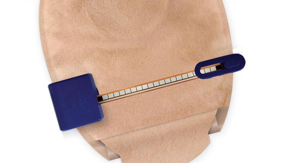 Система контроля объема мешочка для стомы