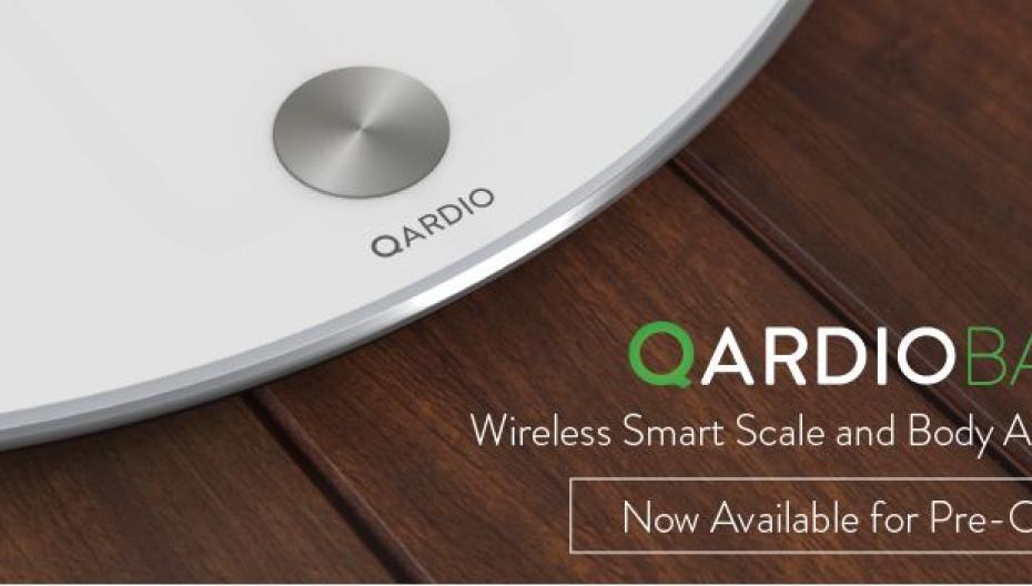 """Qardio начала принимать заказы на свои """"умные весы"""""""