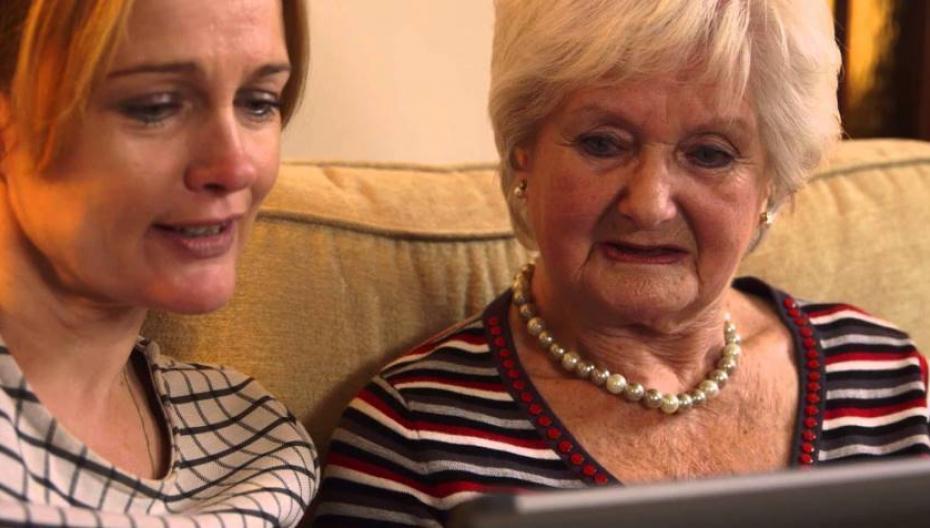 Приложение, помогающее людям, страдающим деменцией, не потерять связь с прошлым