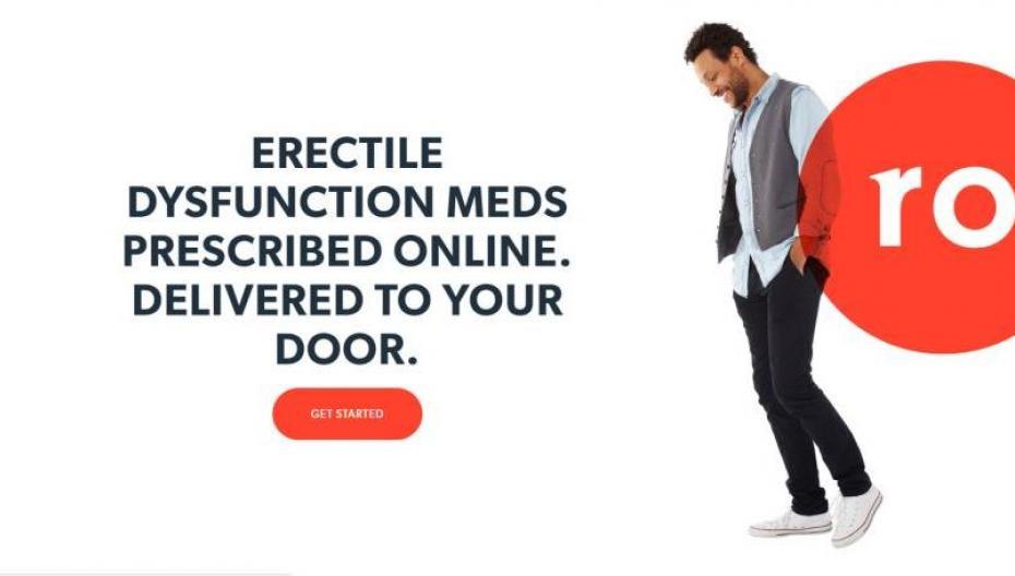 Roman: онлайн-платформа, посвященная здоровью мужчин