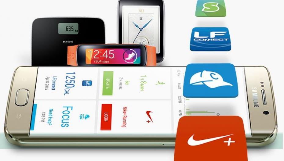 Samsung выпустила новую версию S Health