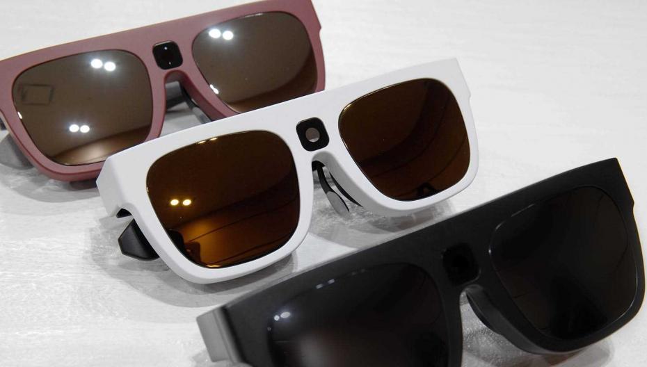 Умные очки для людей с нарушениями зрения
