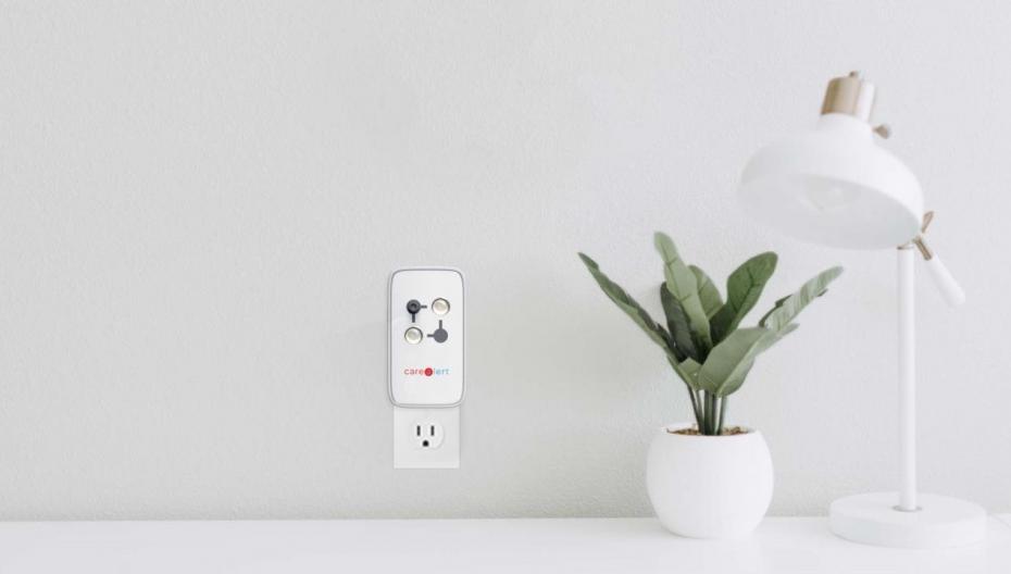 CareAlert: ненавязчивая система домашнего мониторинга