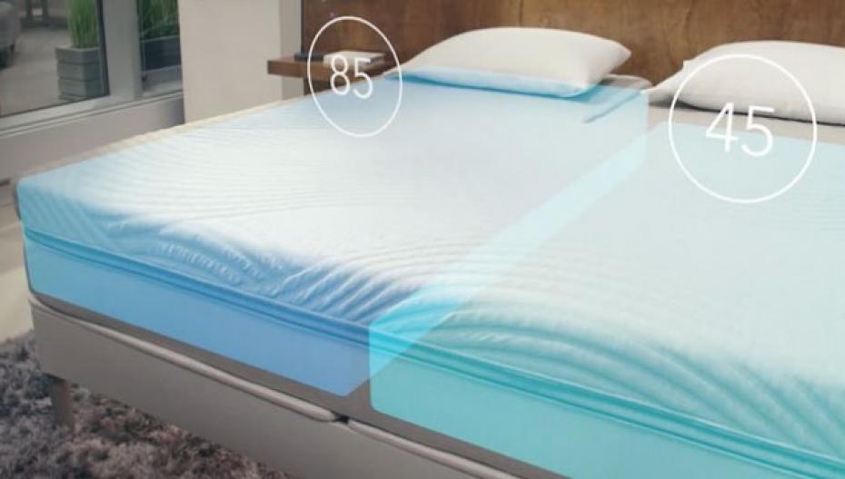 CES 2017: Кровать, которая приспосабливается к пользователю