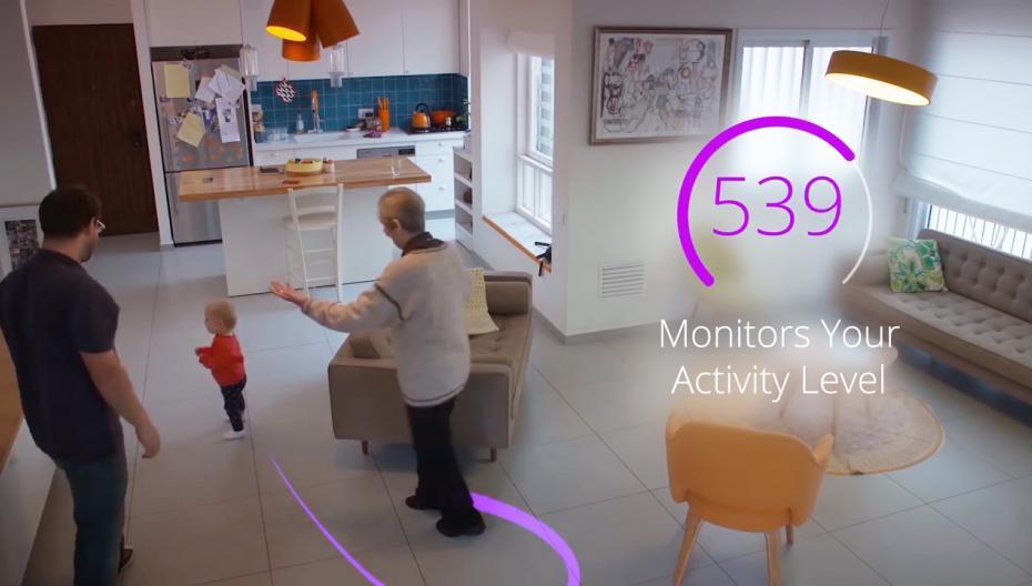 Обновленный Walabot Home: система обнаружения падений изменилась