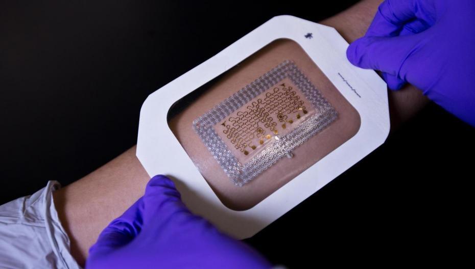 Разработан дешевый метод производства гибких медицинских сенсоров