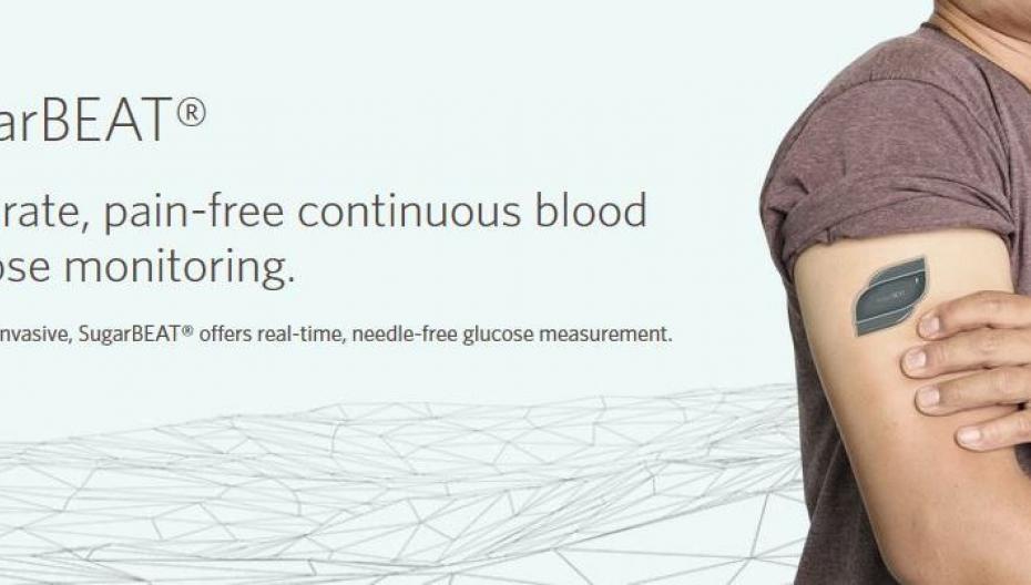 Глюкометр непрерывного действия sugarBEAT