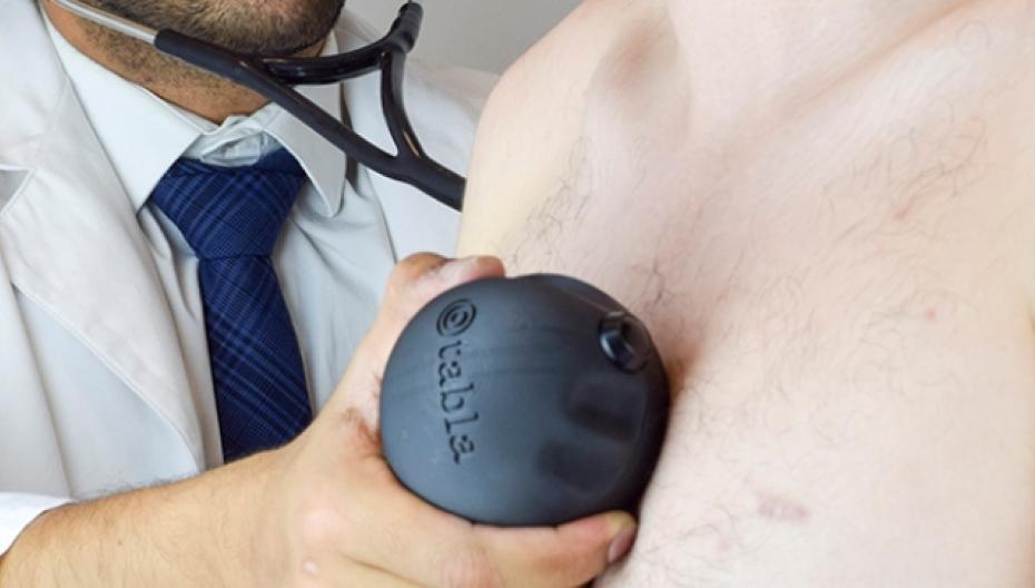 Портативное устройство для диагностики пневмонии