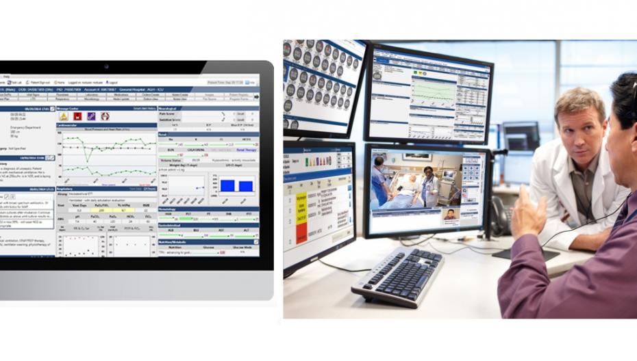 Philips выпустила телемедицинское приложение для реанимационного отделения