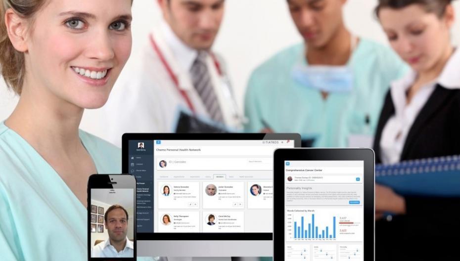 Социальная сеть для пациентов Tiatros стала использовать IBM Watson