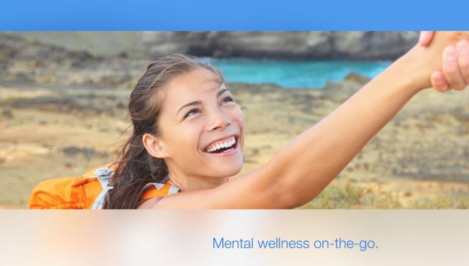 Мобильная терапия для психических проблем