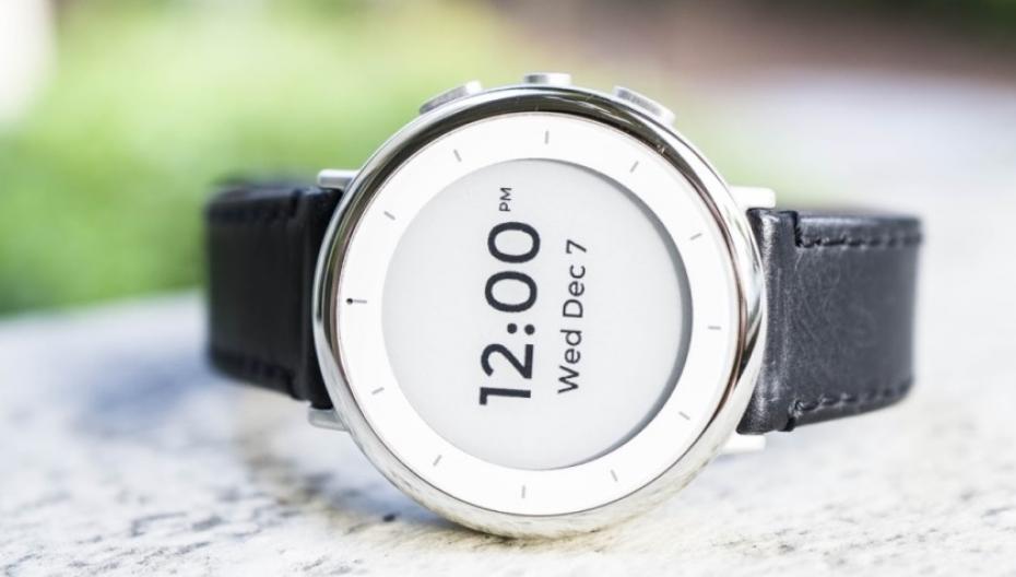 Часы для медицинских исследований от Google