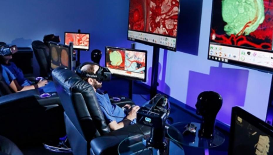 Виртуальная реальность в нейрохирургическом отделении