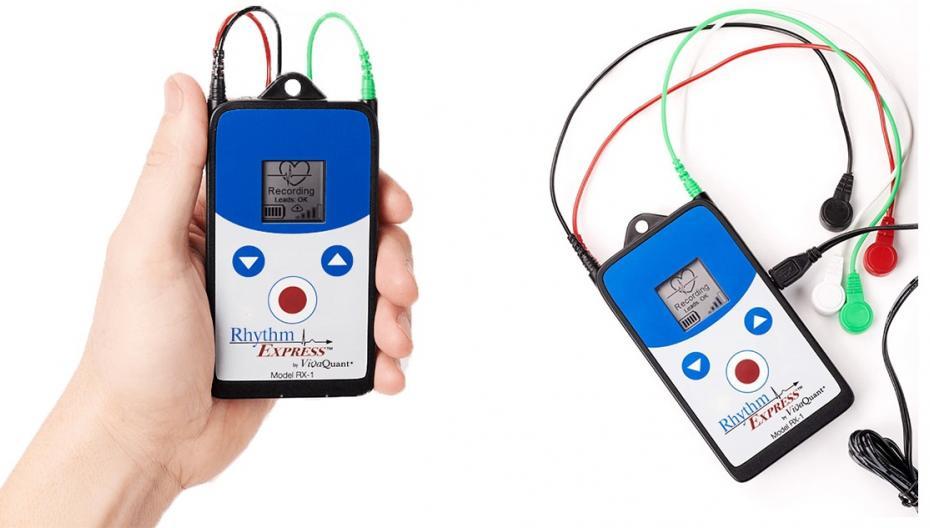 VivaQuant RX-1: Мобильная система кардиотелеметрии