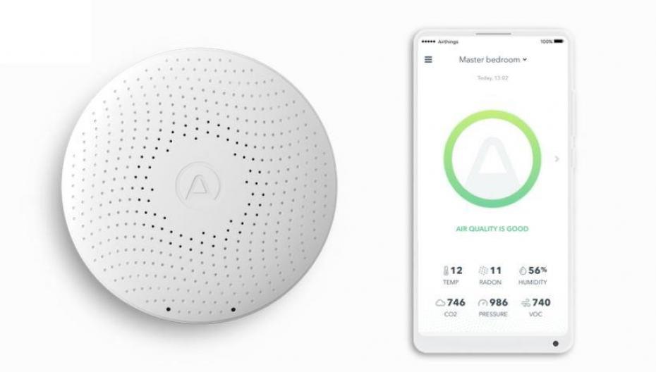 Монитор качества воздуха для вашей квартиры или дома