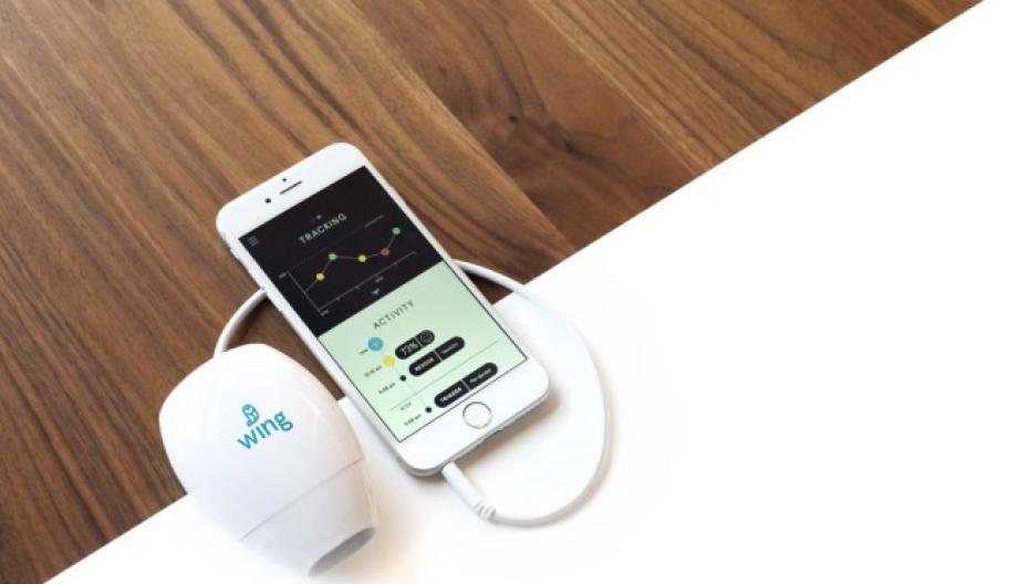 Телефонный сенсор для астматиков
