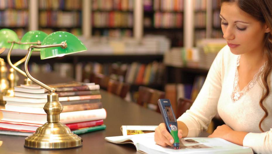 Ручка, которая помогает детям с дислексией читать