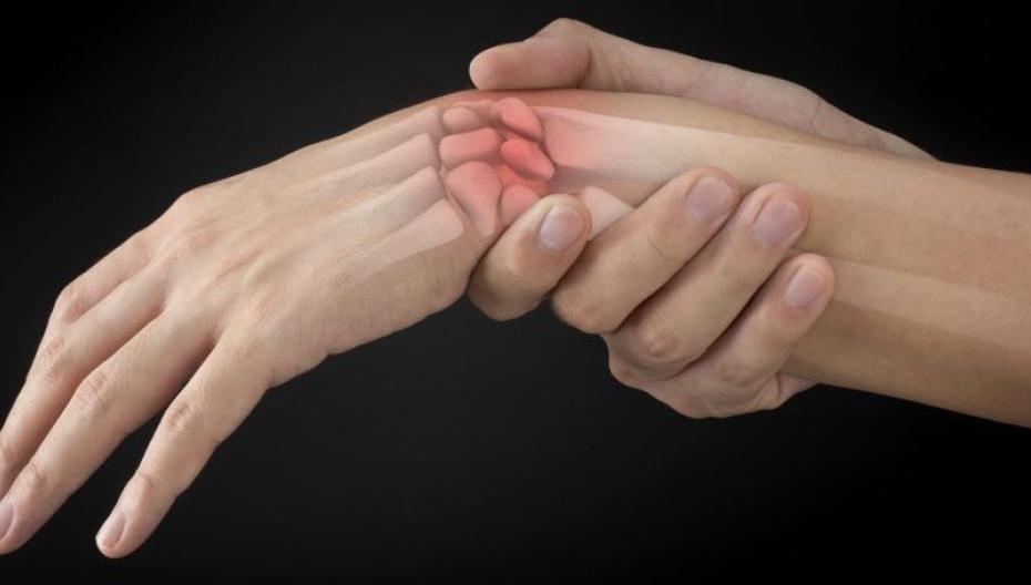 Система для быстрого обнаружения переломов запястья