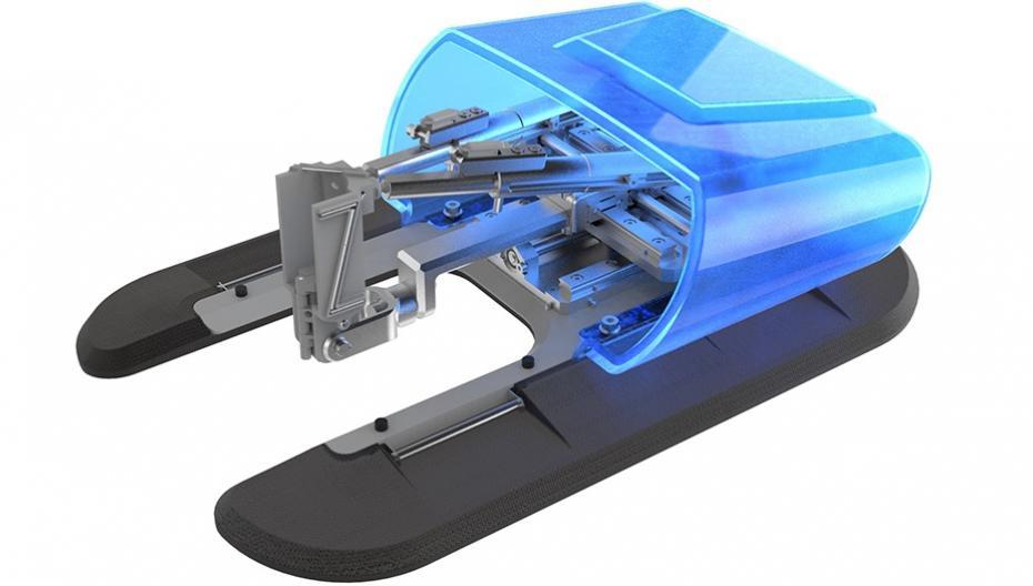 Роботизированная система позиционирования иглы для чрезкожных процедур