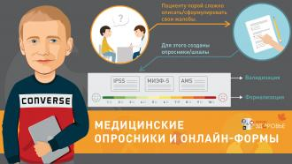 Медицинские опросники и онлайн-формы