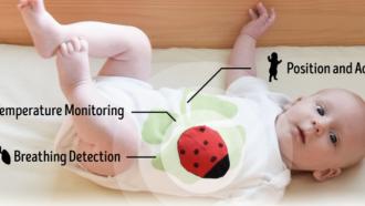 MARY: Монитор здоровья для младенцев