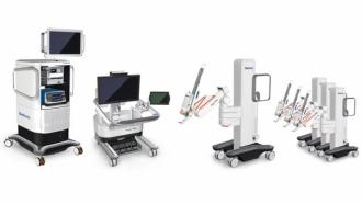 Medtronic выводит на рынок своего нового хирургического робота