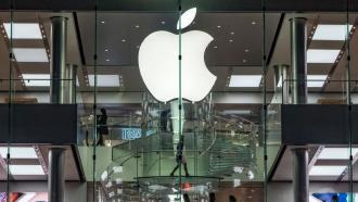 Патент Apple на растягивающуюся ленту для контроля здоровья