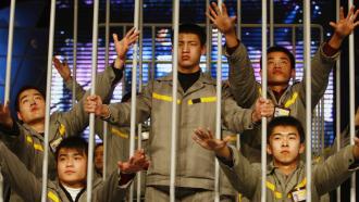 «Умные технологии» для китайских тюрем